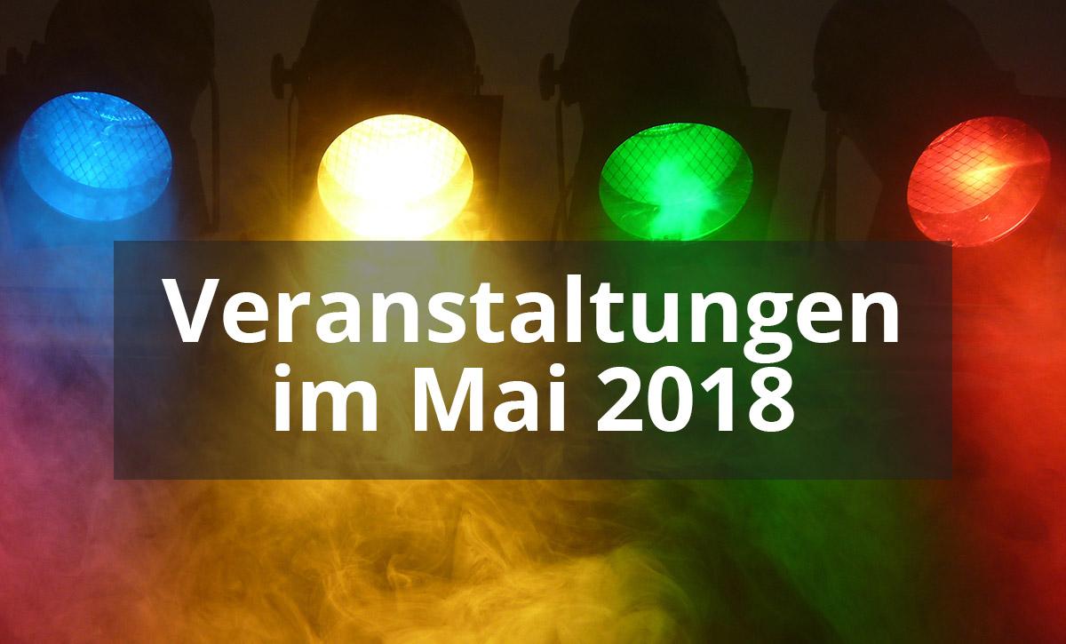 Veranstaltungen in Otterndorf im Mai 2018