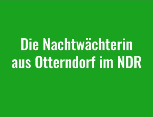 Die Nachtwächterin aus Otterndorf im NDR