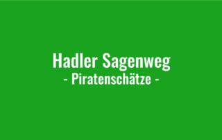 Hadler Sagenweg -Piratenschätze