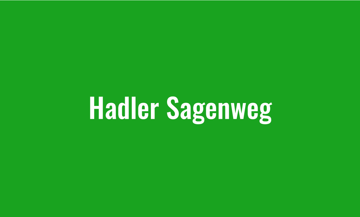 Hadler Sagenweg