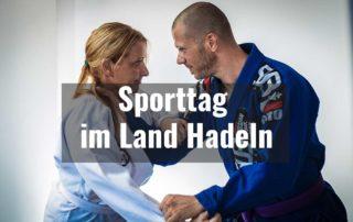 Sporttag im Land Hadeln