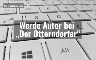 """Werde Autor bei """"Der Otterndorfer"""""""