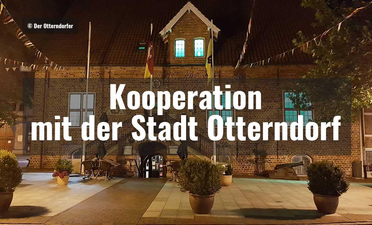Kooperation mit der Stadt Otterndorf