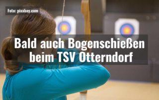 Bald auch Bogenschießen beim TSV Otterndorf