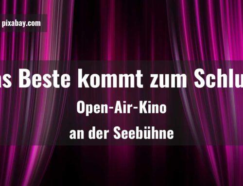 Open-Air-Kino am 11.08. der Hospizgruppe Land Hadeln
