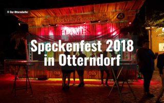 Speckenfest 2018 in Otterndorf