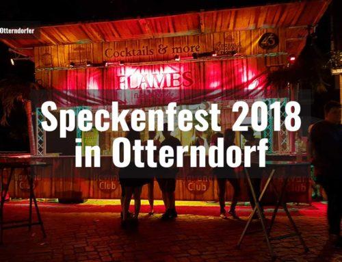 Speckenfest 2018 am 10.08.2018 in Otterndorf