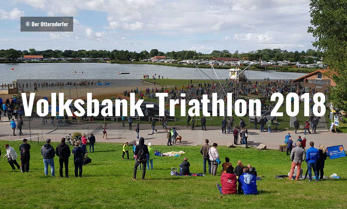 Volksbank-Triathlon 2018  Volksbank-Triathlon 2018 - Verena Liebers                                  