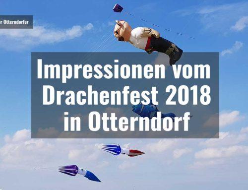 Drachenfest 2018 in Otterndorf
