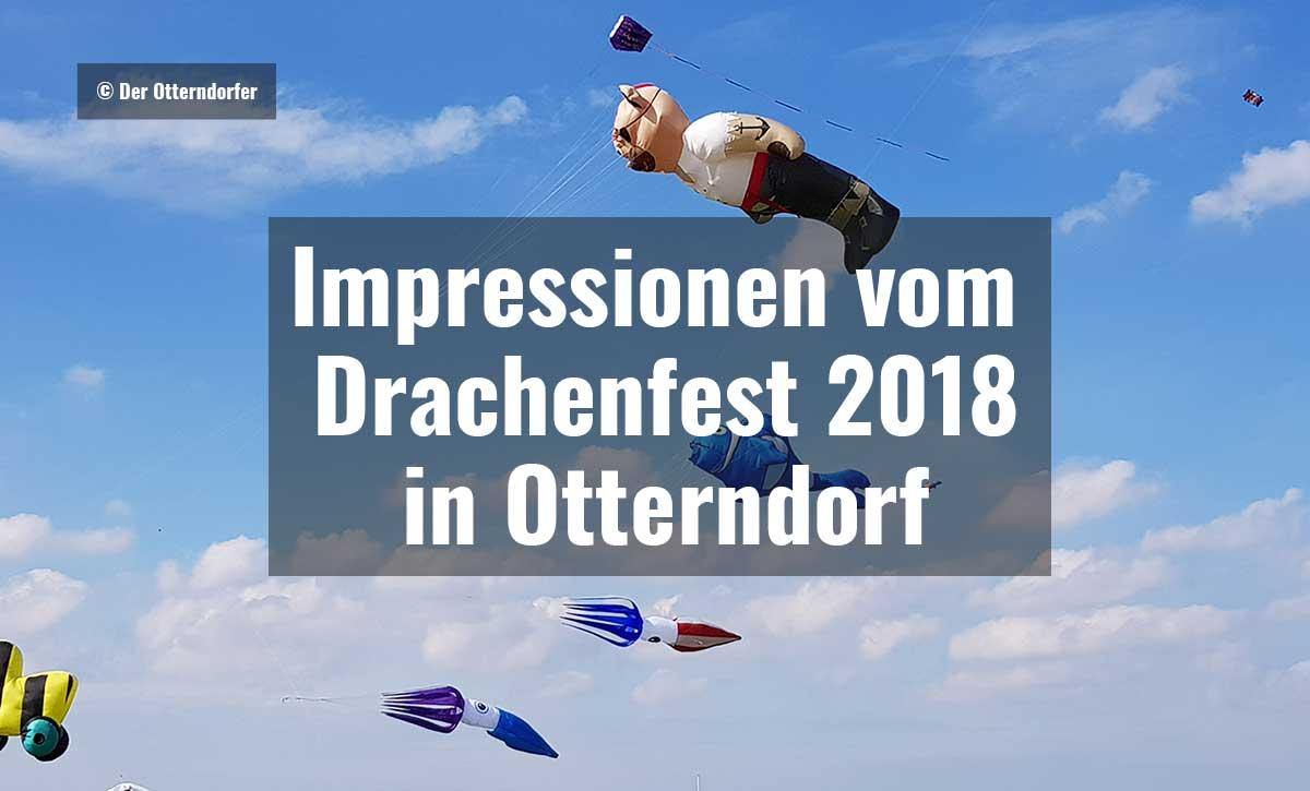 Impressionen vom Drachenfest 2018 in Otterndorf  Drachenfest 2018 - Bigsofa