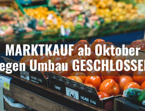 Update: Marktkauf in Otterndorf schließt wegen Umbau