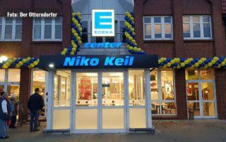 EDEKA Neueröffnung 2018||EDEKA Salatbereich||EDEKA Gemüsebereich||||Queen Otterndorf im EDEKA