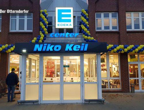 EDEKA öffnet seine Pforten in Otterndorf