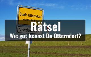 Rätsel - Wie gut kennst Du Otterndorf