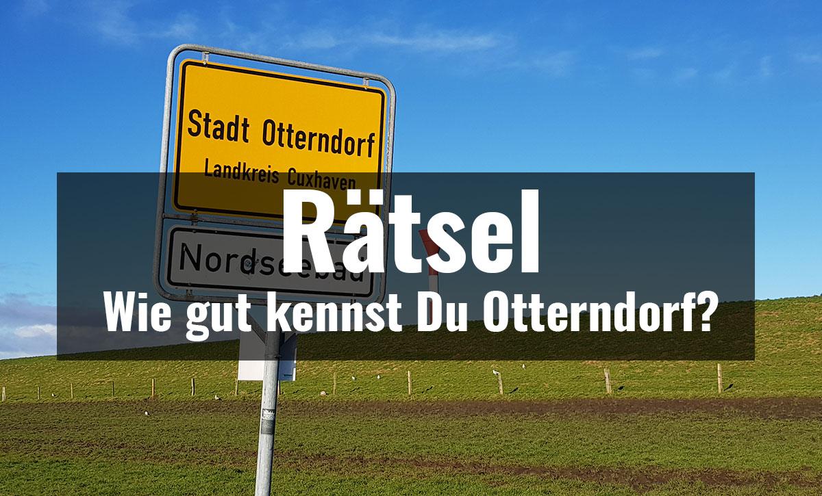 Rätsel zu Otterndorf
