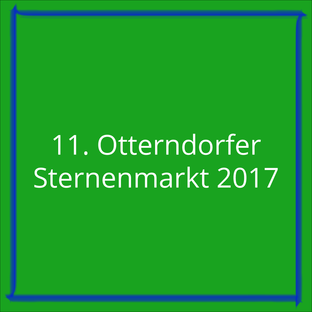 11. Otterndorfer Sternenmarkt 2017