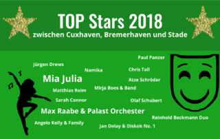 TOP-Stars 2018  Mia Julia 2018  Mia Julia 2018  Max Raabe - Der perfekte Moment... wird heut verpennt
