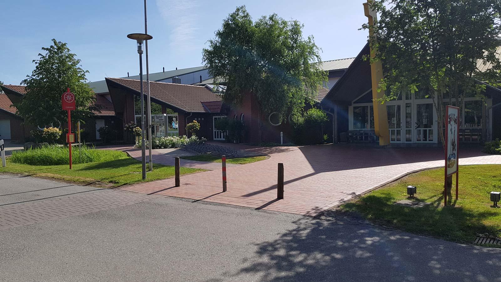 Seelandhallen im Feriengebiet Otterndorf