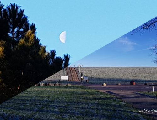 Vom Mond zum Deich