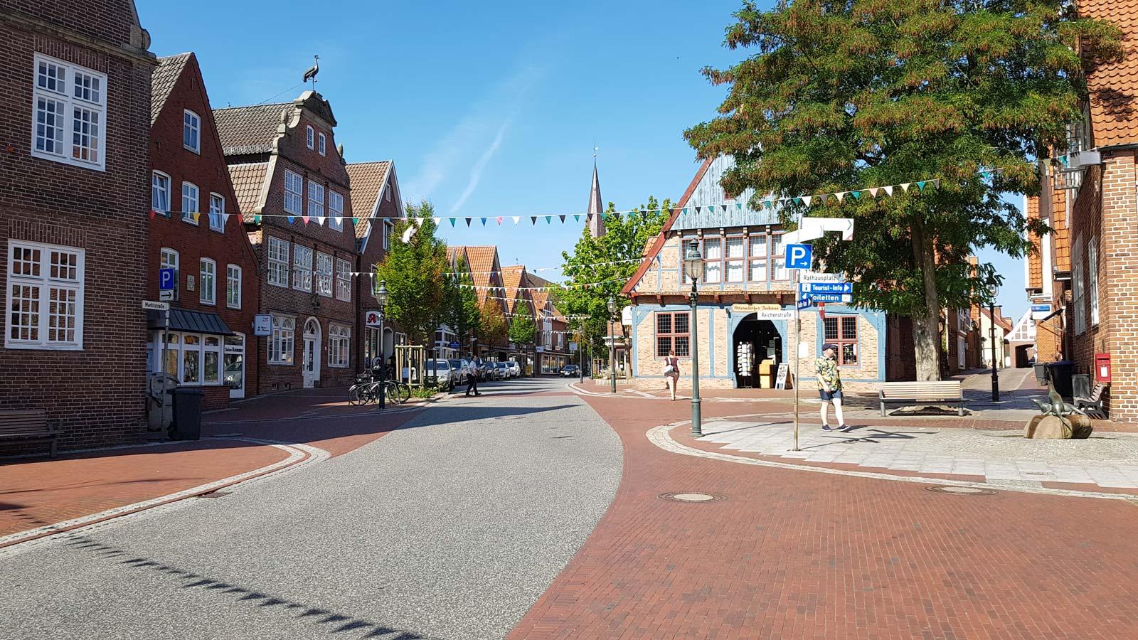 Altstadt von Otterndorf