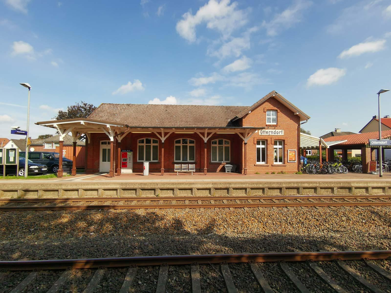 Bahnhof Otterndorf