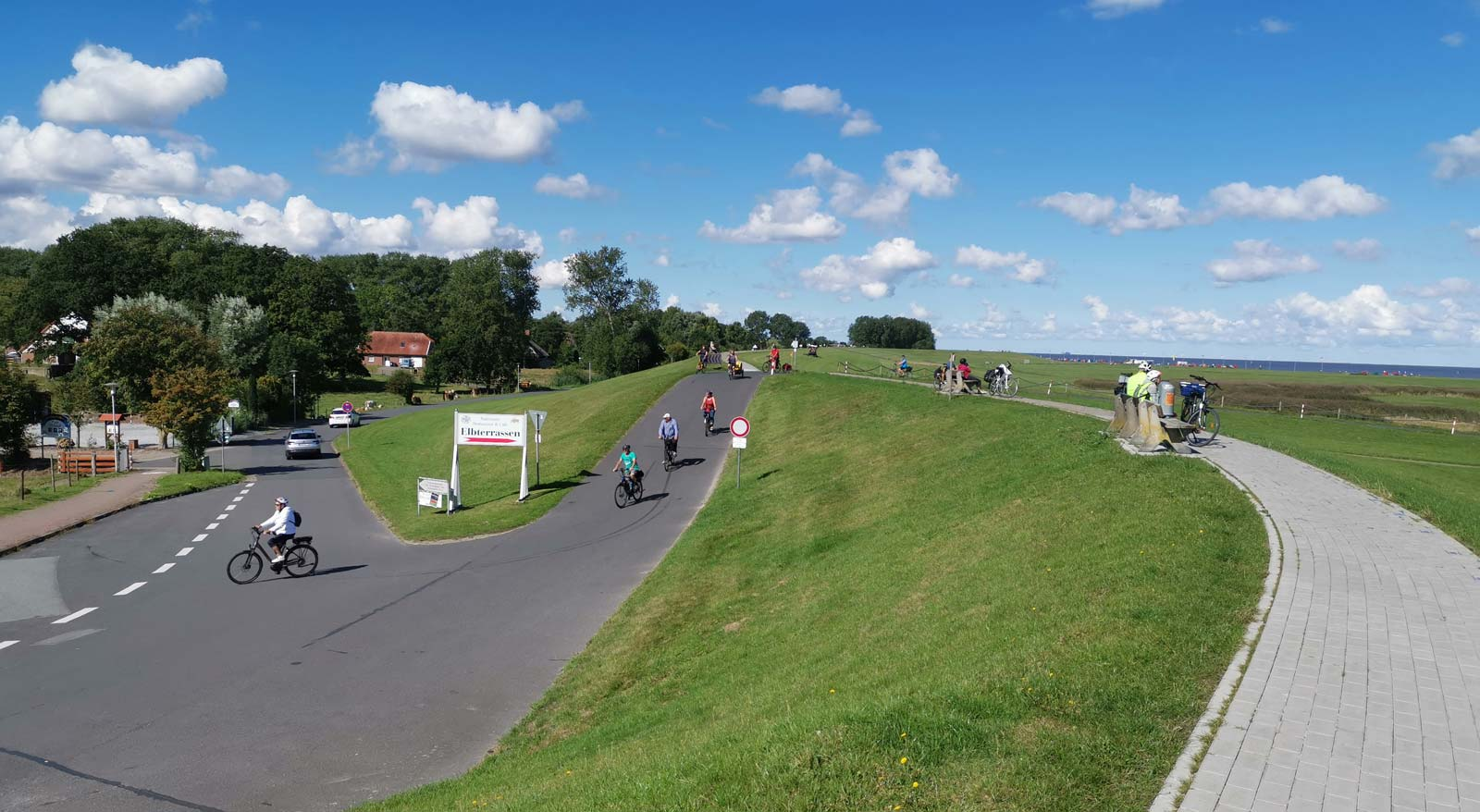 Fahrradtouren in Otterndorf