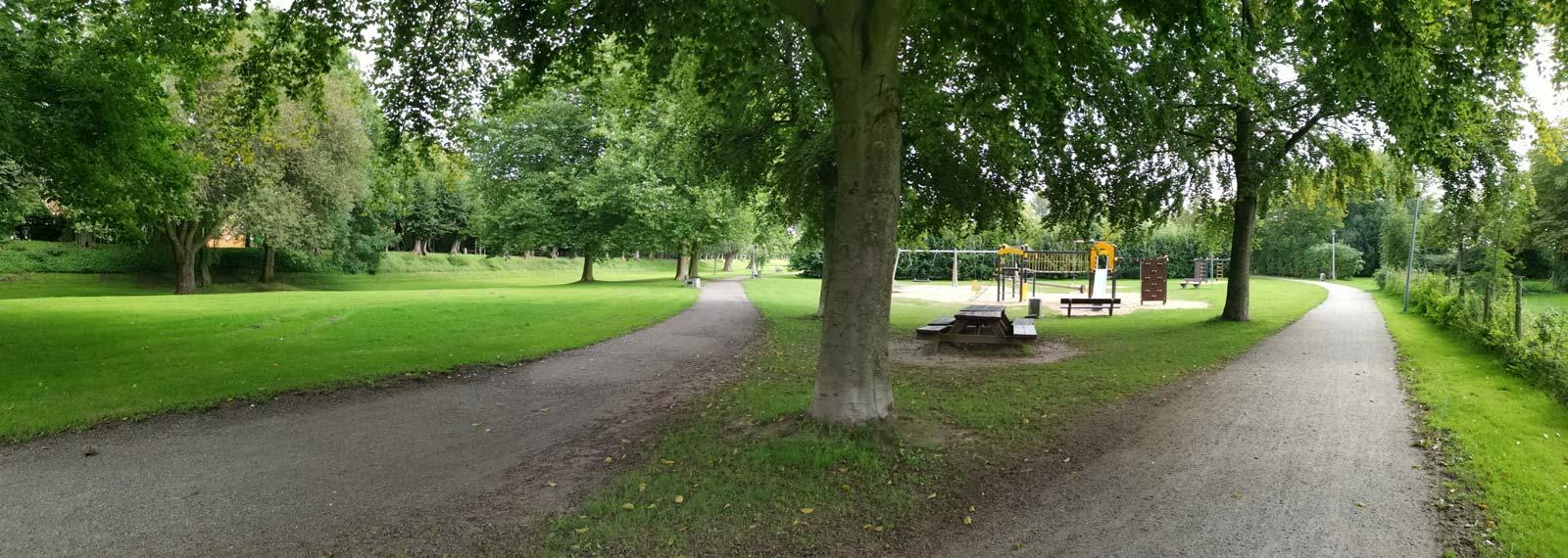 Stadtpark Otterndorf