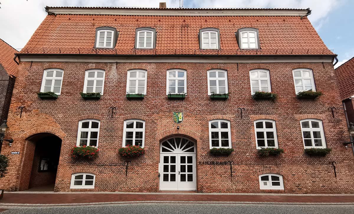 Hadler Haus in Otterndorf
