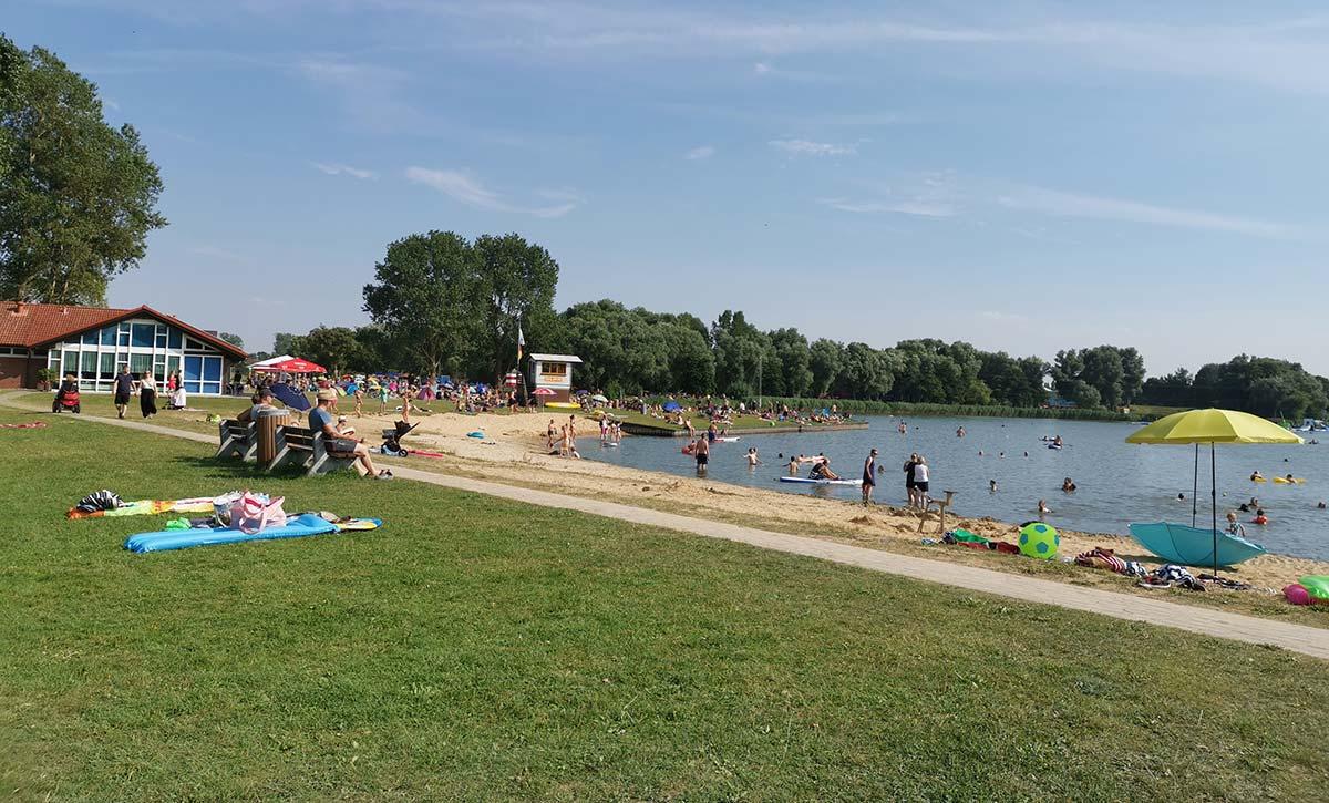 See Achtern Diek in Otterndorf