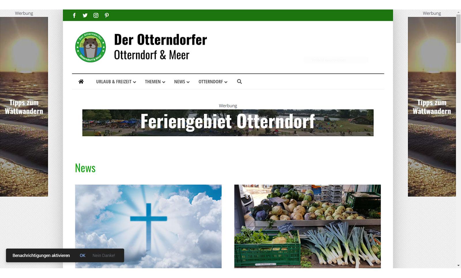 Startseite Der Otterndorfer 2021