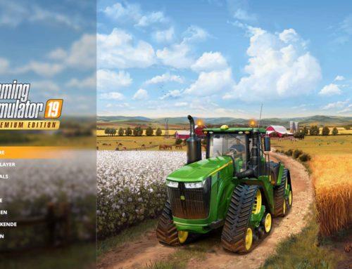 Dein Bauernhof mit dem Landwirtschafts-Simulator 2019