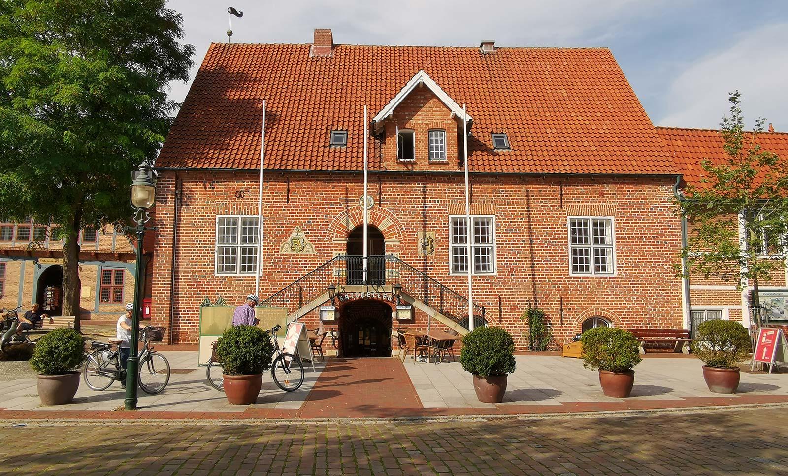 Historisches Rathaus in Otterndorf